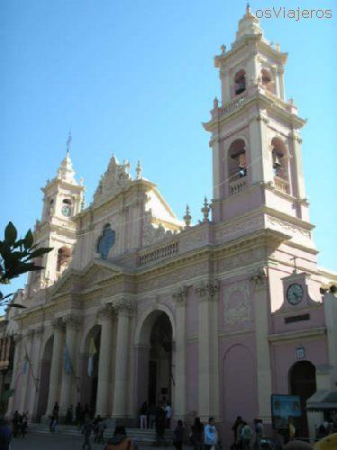 Salta - Argentina Catedral de la ciudad de Salta - Argentina