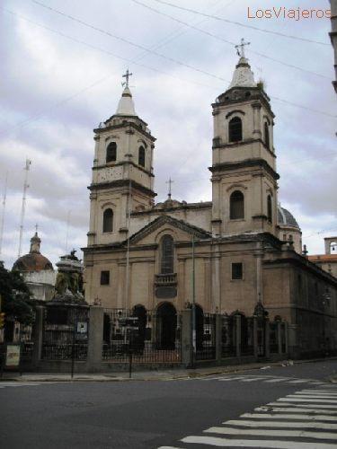 City of Buenos Aires - Argentina Santo Domingo - Buenos Aires - Argentina