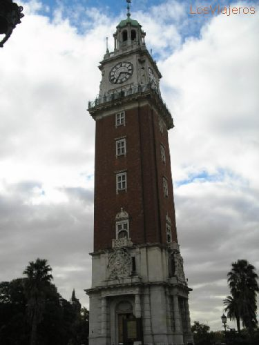 The English Tower - Argentina Tore del Reloj - Buenos Aires - Argentina