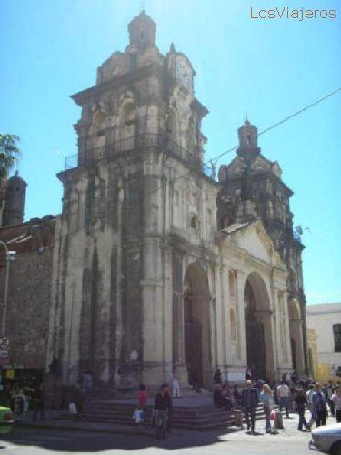 Cathedral of the city of Cordoba - Argentina Catedral de la ciudad de Córdoba - Argentina