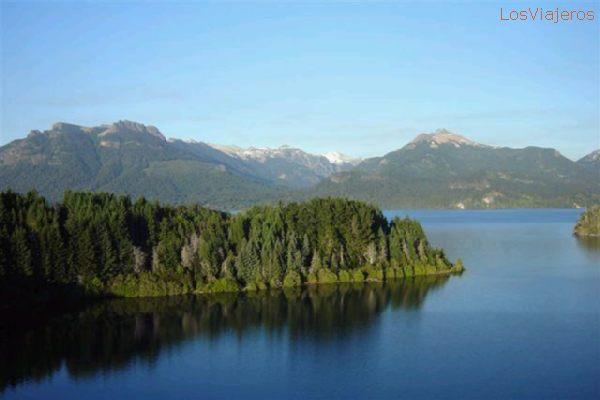 Isla Victoria - Bariloche, Rio Negro - Argentina Victoria Island - Bariloche - Argentina