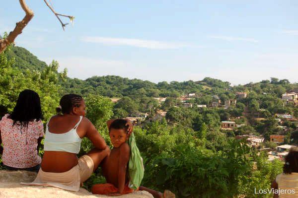 Neighborhood Loma Fresca - Colombia Barrio Loma Fresca - Cartagena de Indias - Colombia