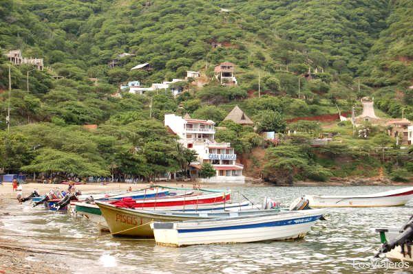 Playa de Taganga - Santa Marta - Colombia