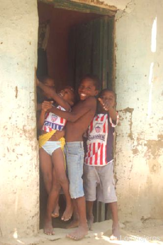 Children of Palenque - Colombia Niños Palenqueros - Bolivar - Colombia