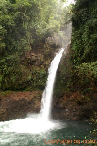 Catarata de la Paz - Costa Rica La Paz Waterfall - Costa Rica