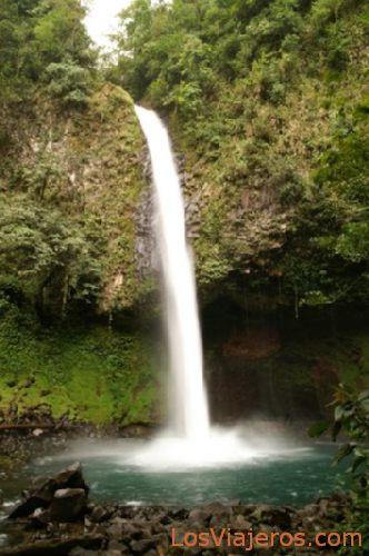 La Fortuna Waterfall - Costa Rica Catarata de La Fortuna - Costa Rica