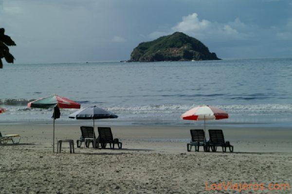 Manuel Antonio Beach - Costa Rica Manuel Antonio Playa Espadilla - Costa Rica