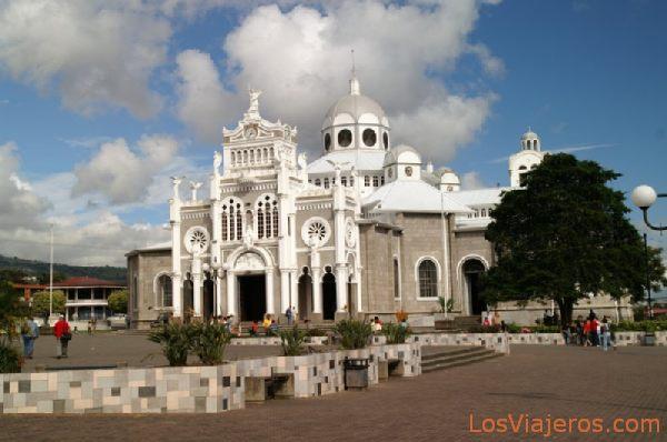 Basilica de Nuestra Señora de los Angeles en Cartago-Costa Rica Nuestra Señora de los Angeles in Cartago-Costa Rica