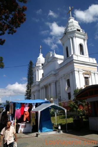Catedral de Alajuela - Costa Rica Alajuela´s Cathedral - Costa Rica