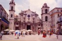 Ir a Foto: Catedral de La Habana -Cuba  Go to Photo: Cathedral of Saint Christopher of Havana - Cuba