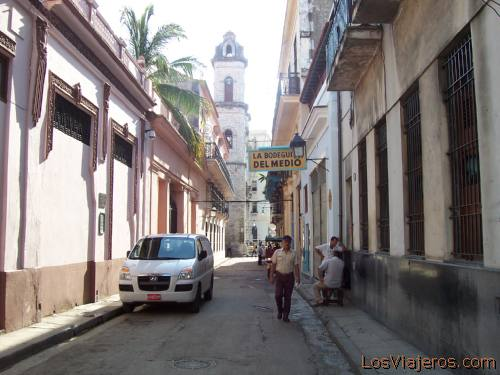 La Bodegita del Medio -Havana- Cuba La Bodegita del Medio -La Habana- Cuba