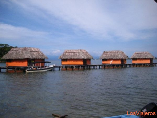 Hotel en Bocas del Toro - Panama Hotel in Bastimentos Island - Bocas del Toro - Panama