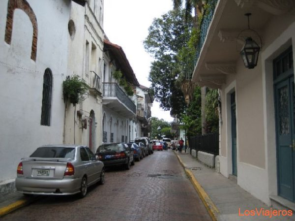 Casco Antiguo - Ciudad de Panamá - Panama Panama City