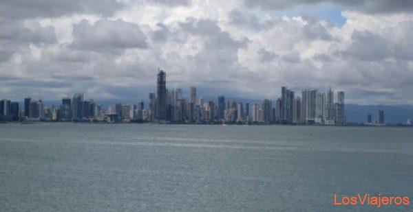 Vista de Ciudad de Panamá - Panama