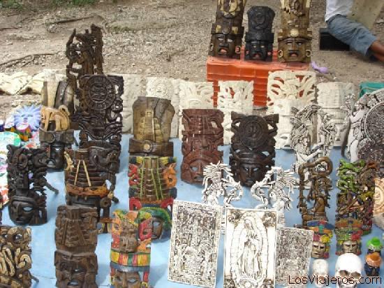 Compras En Chitchen Itza Riviera Maya Mexico Losviajeros
