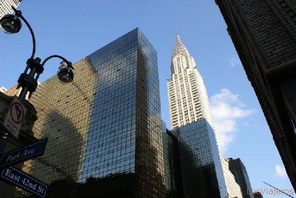 foto edificio chrysler nueva york usa chrysler building new york usa