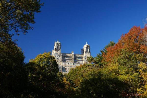 Luxury apartments with with captivating views of Central Park - New York - USA Lujosos apartamentos con vistas a Central Park - Nueva York - USA