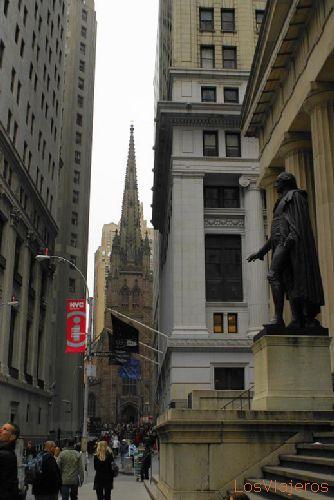A piece of History - New York - USA Un pedazo de historia - Nueva York - USA