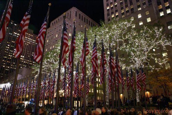 Rockefeller Center - New York - USA Rockefeller Center - Nueva York - USA