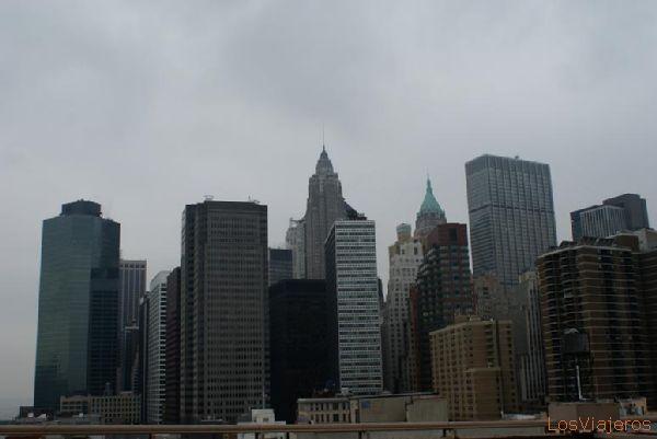 Manhattan diurno - Nueva York - USA Manhattan at day - New York - USA