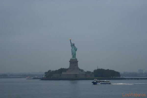 Statue of Liberty - New York - USA Estatua de la Libertad - Nueva York - USA