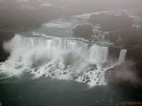 Niagara, cataratas - USA