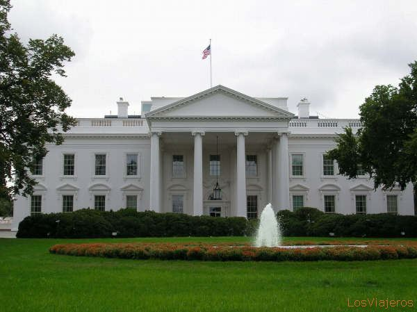 Casa Blanca -Washington D.C. - USA White House -Washington D.C. - USA