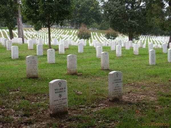 Cementerio Arlington - Washington D.C. - USA Arlington Cementery - Washington D.C. - USA