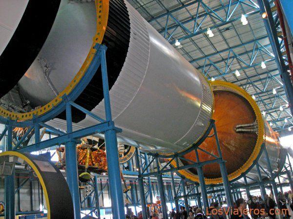 Apollo Saturn Center - NASA - USA Sala Apollo Saturno - NASA - USA