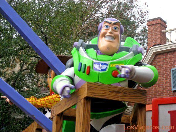Cabalgata en Magic Kingdom - Disneyland - USA