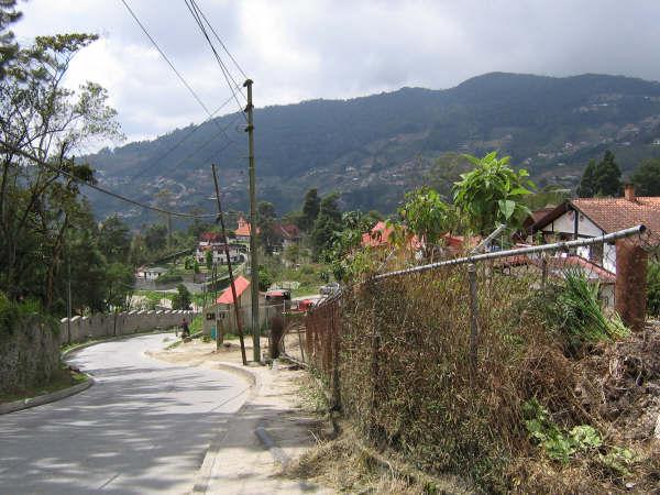 Acceso a la Colonia Tovar - Venezuela Access to the Colonia Tovar - Venezuela