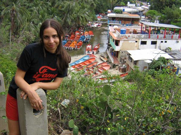 Embarcadero en Choroní - Venezuela Port in Choroni - Venezuela