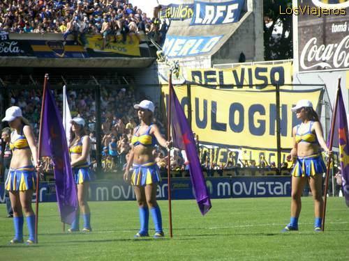Estadio del Boca Junior -Buenos Aires- Argentina Boca Junior Football Stadium -Buenos Aires-  Argentina