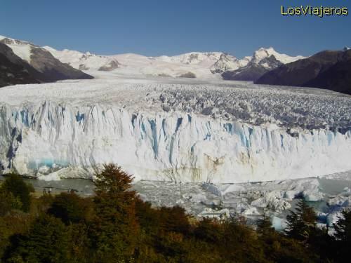 Glaciar Perito Moreno - Argentina Perito Moreno Glacier - Argentina