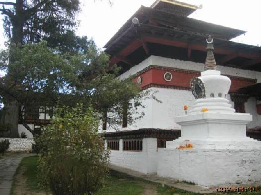 Satsam Chortem - Bhutan Satsam Chortem - Bhutan