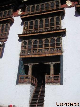 Dzong de Punakha - Bhutan