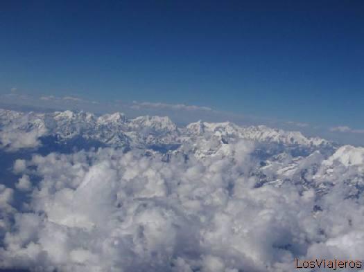 Vuelo a Bhutan