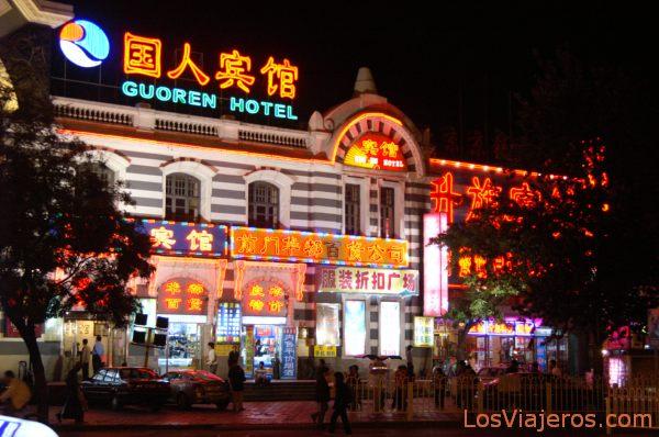 Neons - Beijing - China Neones - Pekin - China