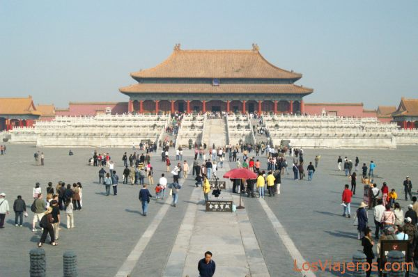 Ciudad prohibida -Pekin- China Forbidden City - Beijing - China