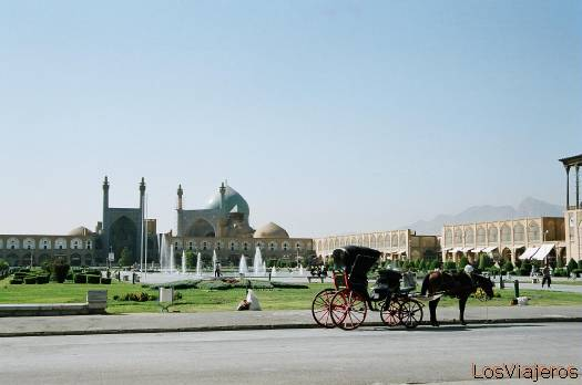 Plaza del Imán