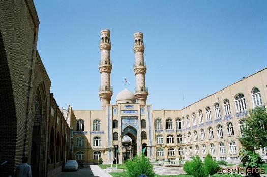 Tabriz-Mezquita del Viernes-Irán - Iran Tabriz-Jameh Mosque-Iran