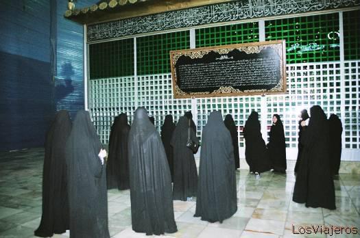 Mauseoleo del Imán Jomeini-Irán - Iran Holy Shrine of Imam Khomeini-Iran
