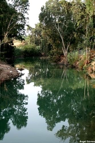 Rio Jordan - Israel River Jordan - Israel
