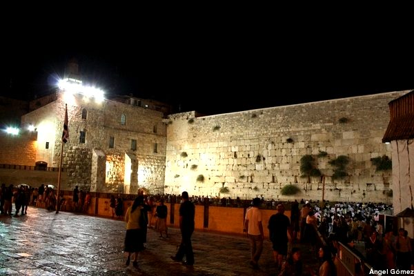 Complaining Wall - Jerusalem - Israel Muro de las lamentaciones – Jerusalem - Israel