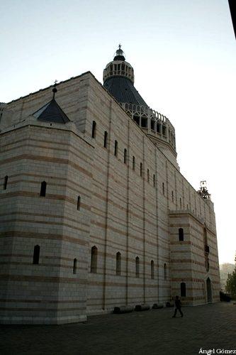 Basilica of Announciation - Nazareth - Israel Basílica de la Anunciación – Nazareth - Israel