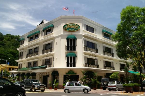 Hotel Jesselton -Kota Kinabalu- Sabah - Malaysia Hotel Jesselton - Kota Kinabalu - Sabah - Malasia