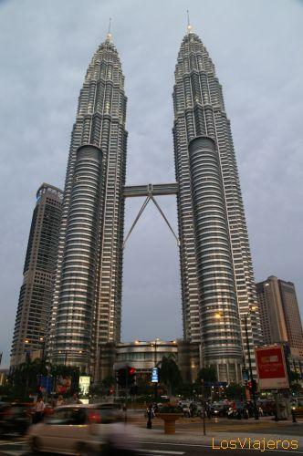 Torres Petronas  - Kuala Lumpur - Malasia Petronas Towers - Kuala Lumpur - Malaysia
