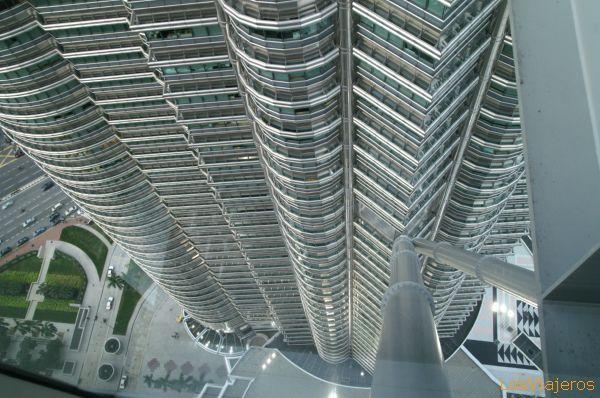 Petronas Towers - Kuala Lumpur - Malaysia Torres Petronas - Kuala Lumpur - Malasia