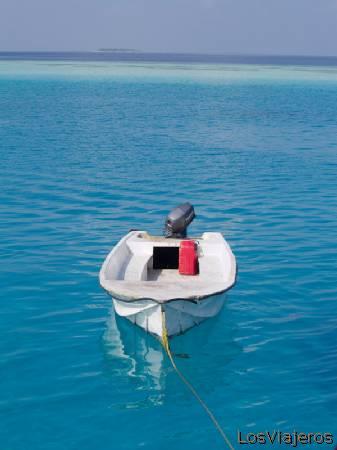 Azul Turquesa- Maldivas