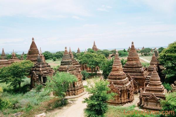 Khay Min Ga-Bagan-Myanmar Khay Min Ga-Bagan-Burma - Myanmar